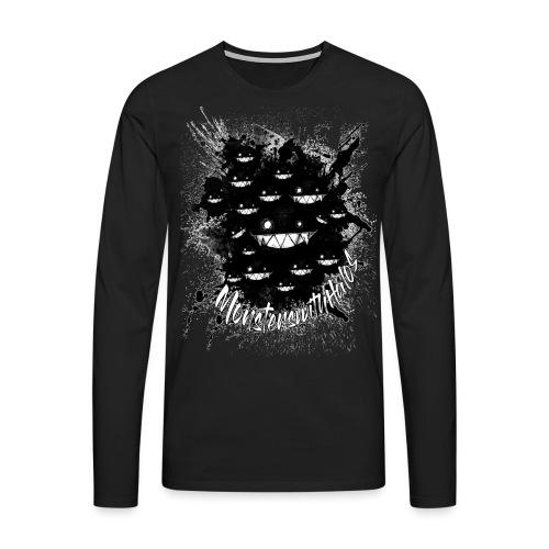 Hidden in the Darkness - Men's Premium Longsleeve Shirt