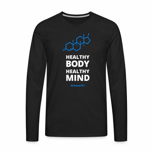 #ChooseTRT - Men's Premium Longsleeve Shirt