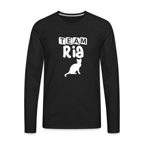 Team Ria - Men's Premium Longsleeve Shirt
