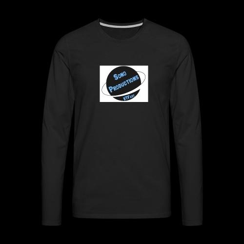 logo W - Men's Premium Longsleeve Shirt