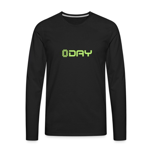 0-Day - Men's Premium Longsleeve Shirt