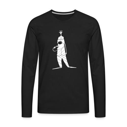 clownerie1 - T-shirt manches longues Premium Homme