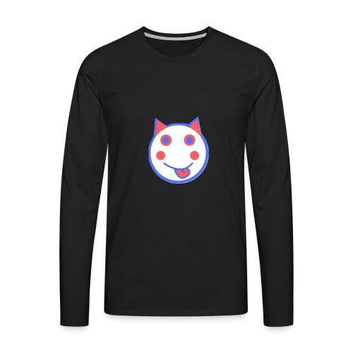 Alf Cat RWB   Alf Da Cat - Men's Premium Longsleeve Shirt