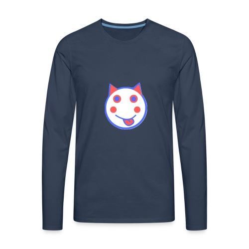 Alf Cat RWB | Alf Da Cat - Men's Premium Longsleeve Shirt