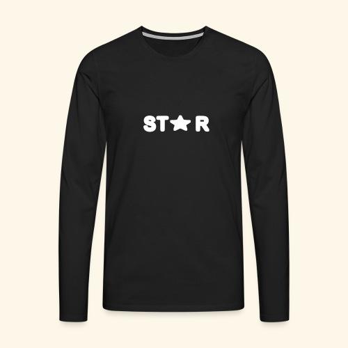 Star of Stars - Men's Premium Longsleeve Shirt