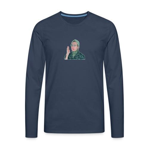 madam1 - Men's Premium Longsleeve Shirt