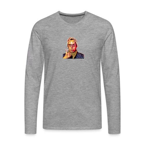 Madam2 - Men's Premium Longsleeve Shirt