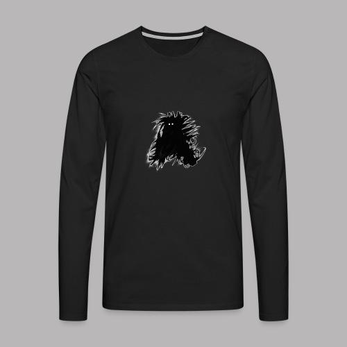 Alan at Attention - Men's Premium Longsleeve Shirt