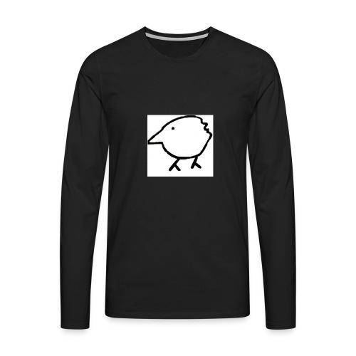 Autsider Fred - Männer Premium Langarmshirt