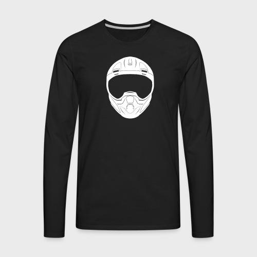 CSJG CBR Emblem - Men's Premium Longsleeve Shirt