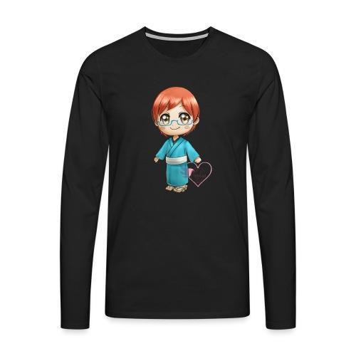 Morgan crossing - T-shirt manches longues Premium Homme