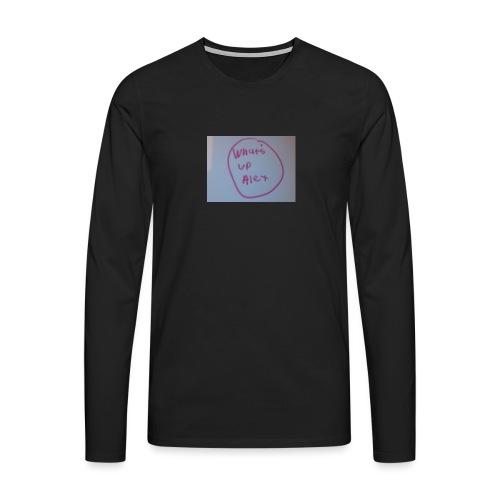 image - Men's Premium Longsleeve Shirt