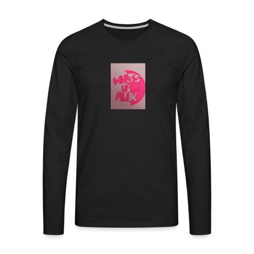 Alex bell - Men's Premium Longsleeve Shirt