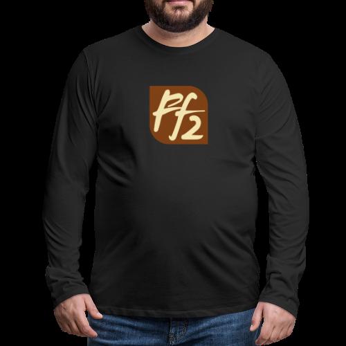 FF2 - Miesten premium pitkähihainen t-paita