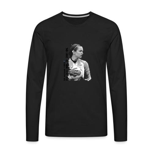 COOLEN - Mannen Premium shirt met lange mouwen