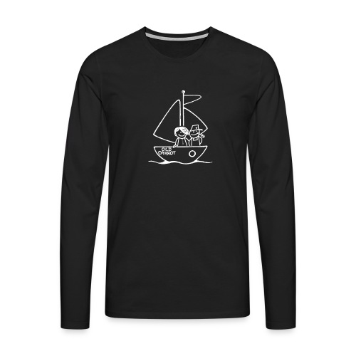 Lake Shore Dpt. - Männer Premium Langarmshirt