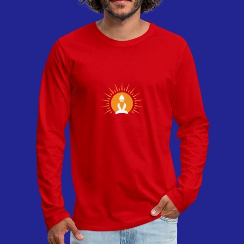 Guramylyfe logo no text - Men's Premium Longsleeve Shirt