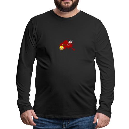 FitwayStyle 3 - Camiseta de manga larga premium hombre