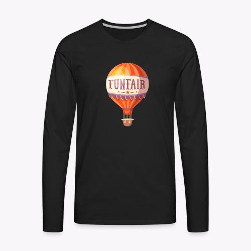 Vintage Balloon - Men's Premium Longsleeve Shirt