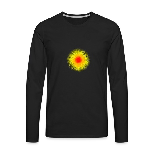 Sonne I - Männer Premium Langarmshirt