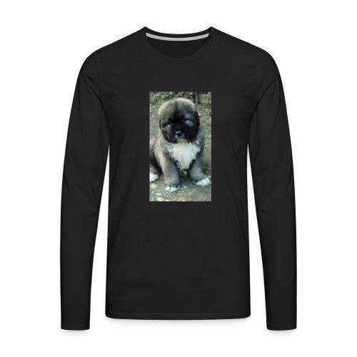 Kolekcja Kazan - Koszulka męska Premium z długim rękawem