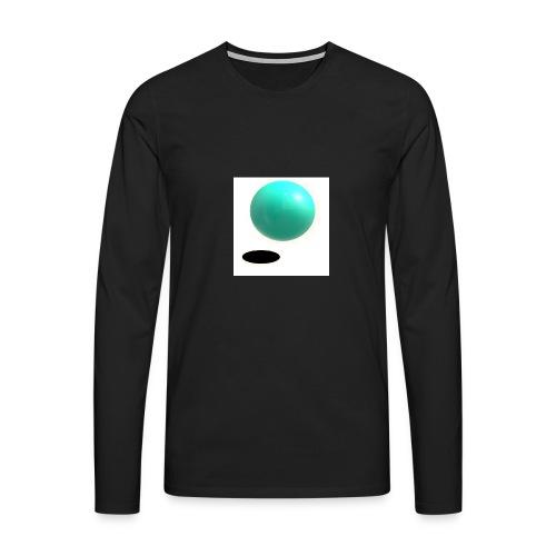 sing - Camiseta de manga larga premium hombre
