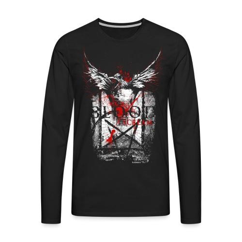 RAVEN   BLOOD SCREAM - Männer Premium Langarmshirt