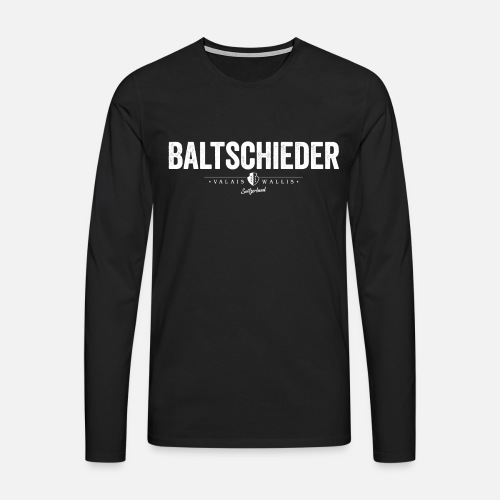 BALTSCHIEDER - Männer Premium Langarmshirt