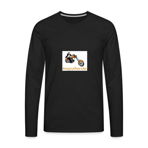 enjoytheride - T-shirt manches longues Premium Homme
