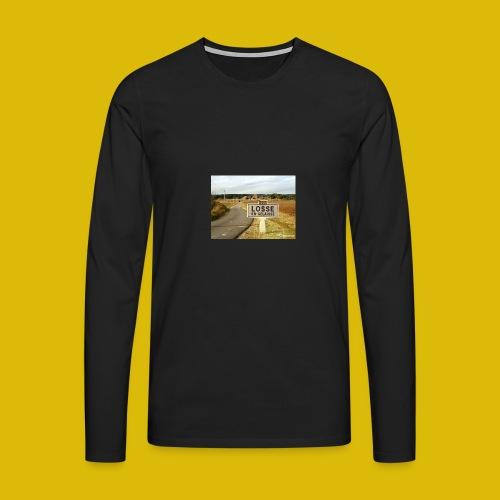la LOOSE en gelée - T-shirt manches longues Premium Homme