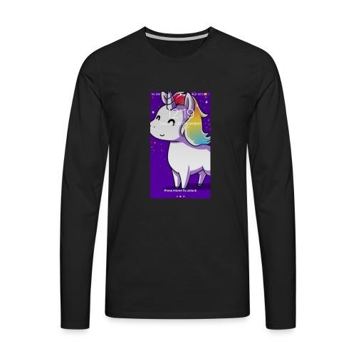 Uncorn - Men's Premium Longsleeve Shirt
