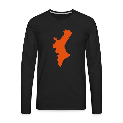 València - Camiseta de manga larga premium hombre