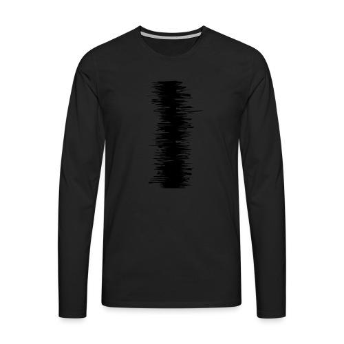 blurbeat - Men's Premium Longsleeve Shirt
