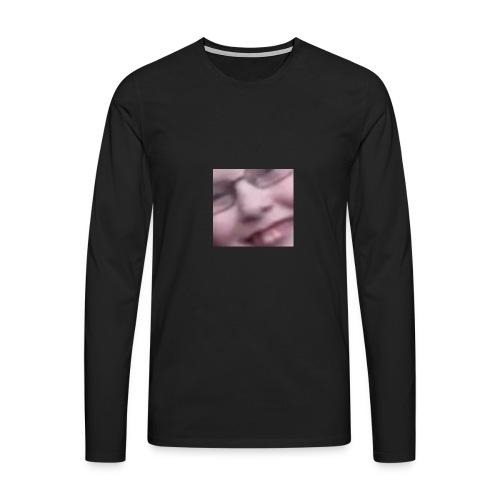 zOmbiEz design - Miesten premium pitkähihainen t-paita