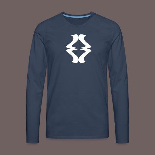 GBIGBO zjebeezjeboo - Rock - As de pique - T-shirt manches longues Premium Homme