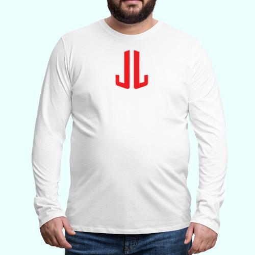 BodyTrainer JL - Miesten premium pitkähihainen t-paita