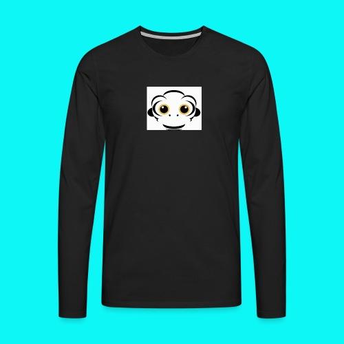 FullSizeRender_-2- - Herre premium T-shirt med lange ærmer