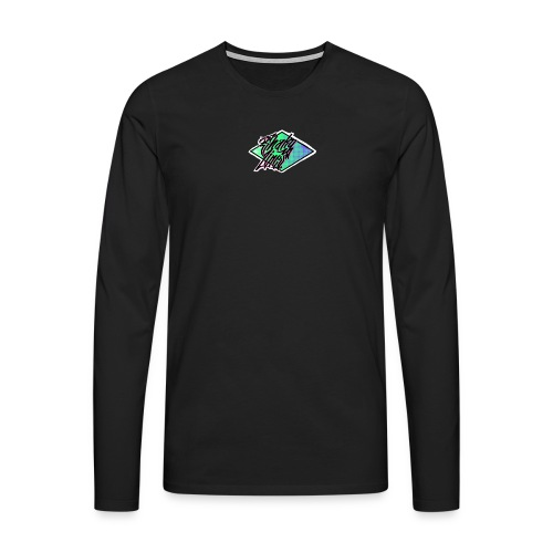 GRN LOGO - Men's Premium Longsleeve Shirt