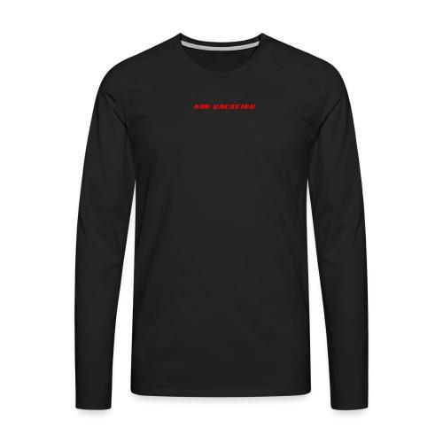 VACATION - Men's Premium Longsleeve Shirt