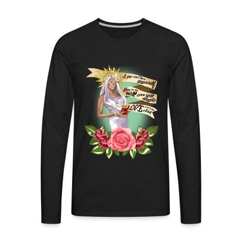 Mama RuPaul - Camiseta de manga larga premium hombre