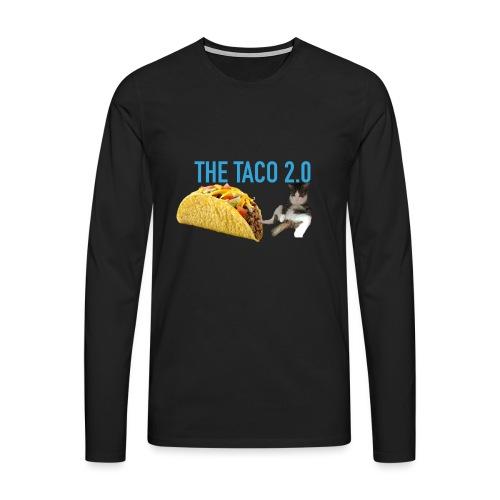 IMG 2232 - Långärmad premium-T-shirt herr