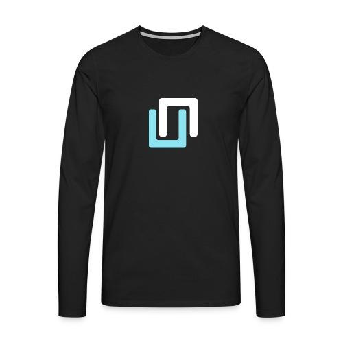 Neon Classic - Men's Premium Longsleeve Shirt