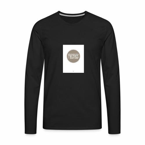 7597DD73 DF61 436F 9725 D1F86B5C2813 - Långärmad premium-T-shirt herr