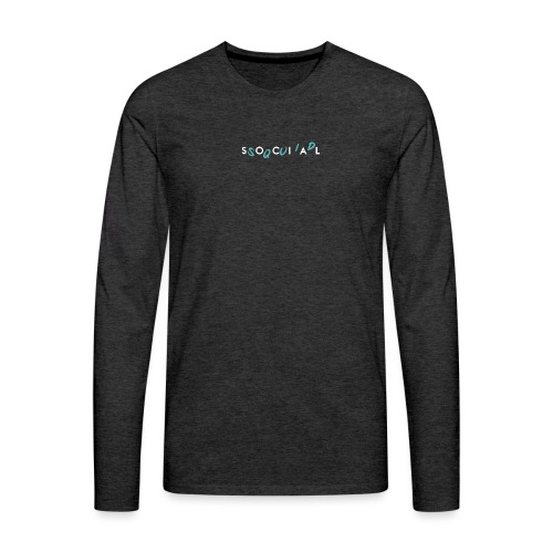 Social Squid - Men's Premium Longsleeve Shirt