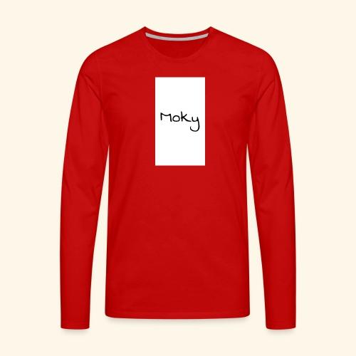1504809141838 - Maglietta Premium a manica lunga da uomo