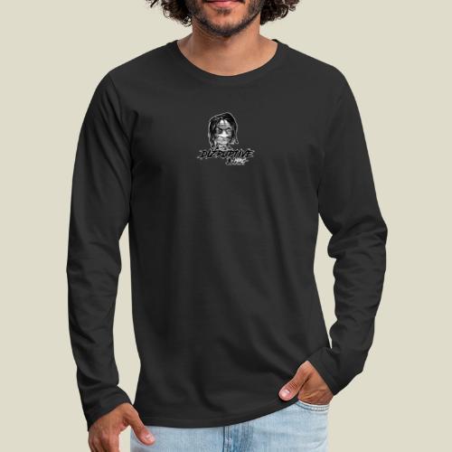 dollface dizruptive - Männer Premium Langarmshirt