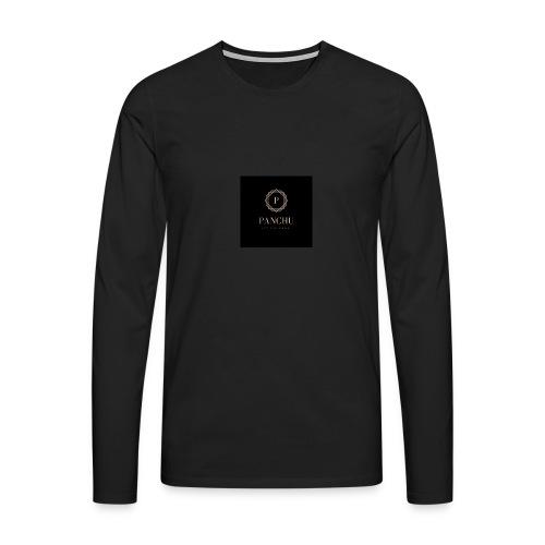 Panchu - Männer Premium Langarmshirt