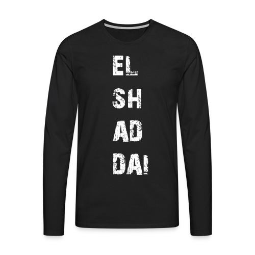 EL SH AD DAI 2 - Männer Premium Langarmshirt