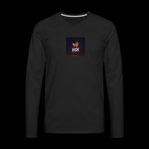4CFBAA88 CA4D 4154 9F08 6E57B0140A6A - Långärmad premium-T-shirt herr