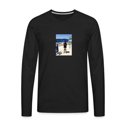 IMG 0717 - Herre premium T-shirt med lange ærmer